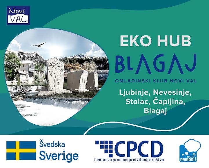 Novi Val Organizuje Akciju čišćenja Na Području Lokalne Zajednice Blagaj