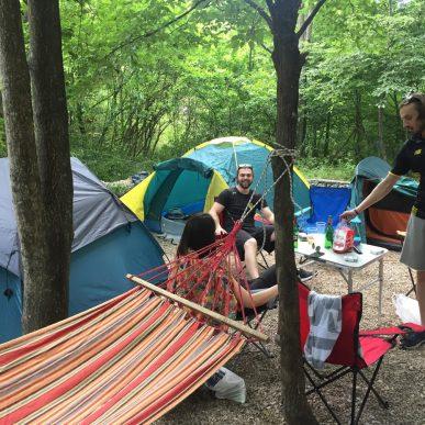 Camping In Eco Centre Blagaj