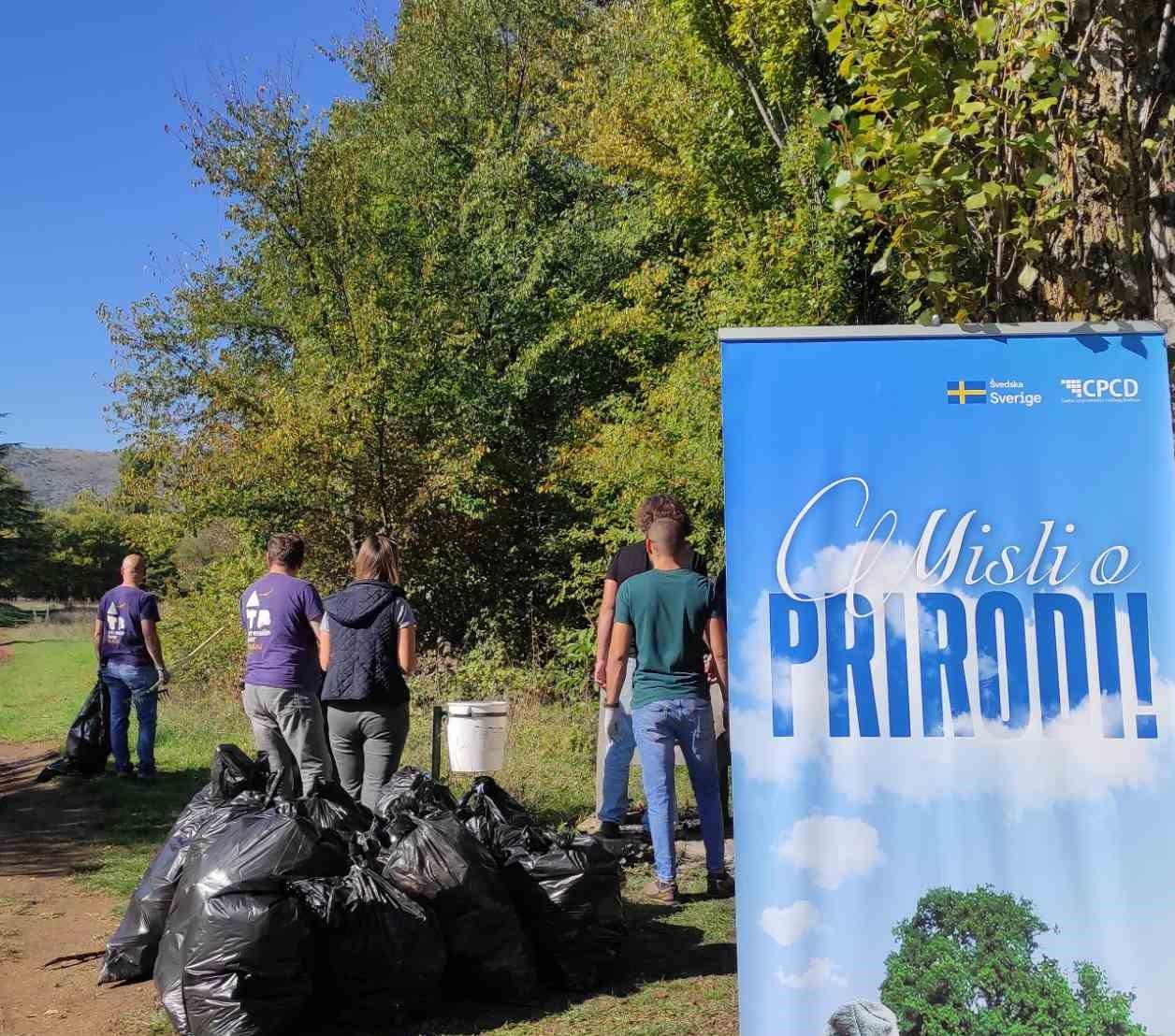 Održana Akcija čišćenja Sa Lokalnom Zajednicom Blagaj