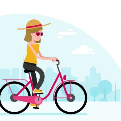 The Top 5 Benefits Of Cycling