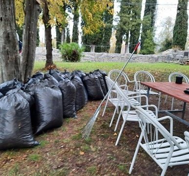 Eko HUB BLAGAJ/Novi Val Organizuje Drugu Akciju čišćenja Na Području Lokalne Zajednice Čapljina