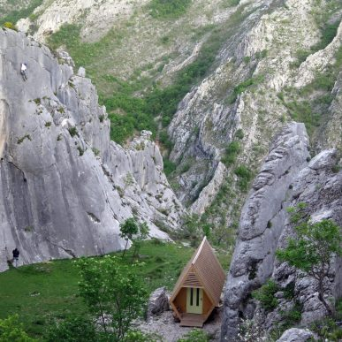 Haven For Climbers In Bosnia And Herzegovina