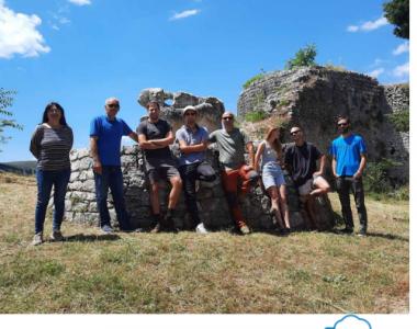 Eko HUB BLAGAJ/Novi Val Održao Drugu Akciju čišćenja Na Području Lokalne Zajednice Čapljina