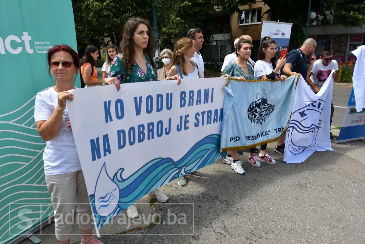 Rijeke Hidroelektrane Protesti Sarajevo NG (3)